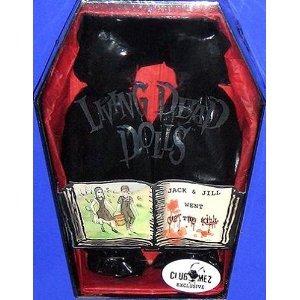 Mezco Toyz Living Dead Dolls Exclusive Figure 2-Pack Jack and Jill