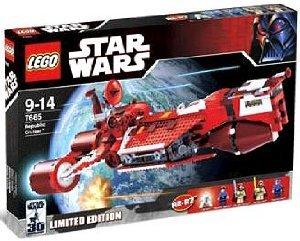Lego (レゴ) Republic Cruiser - Star Wars (スターウォーズ) - Episode 1 - 7665 ブロック おもちゃ