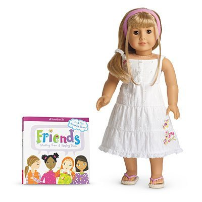 American Girl アメリカンガール Doll of the Year 2009 Chrissa Friend