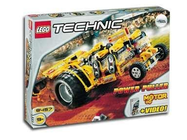 LEGO 8457 レゴ テクニック Power Puller