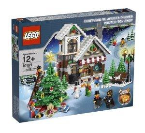 LEGO (レゴ) Creator Winter Toy Shop 10199 ブロック おもちゃ