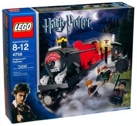 LEGO (レゴ) Stories & Themes Harry Potter (ハリーポッター) Hogwarts Express (4758) ブロック おもち