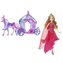 Barbie バービー & The Diamond Castle Horse, Carriage & Muse Doll 人形 ドール