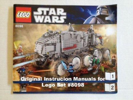 Lego (レゴ) Star Wars (スターウォーズ) Instruction Manuals for