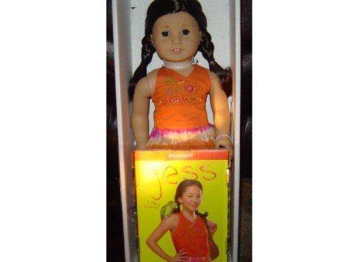American Girl アメリカンガール Jess 人形 ドール