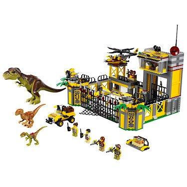 Lego Dino Defense HQ - 5887 レゴ ダイノシリーズ