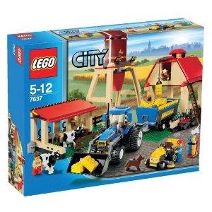 レゴ シティ 農場 7637