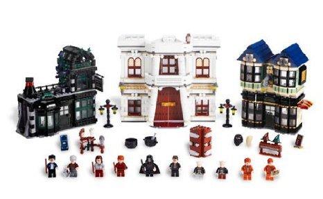 LEGO (レゴ) Harry Potter (ハリーポッター) Diagon Alley 10217 ブロック おもちゃ