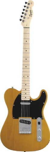 Squier by Fender スクワイア エレキギター Affinity Telecaster Buttersccotch Blonde