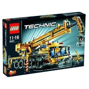 レゴ 8053 テクニック クレーン