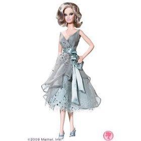 Splash of Silver Barbie バービー Doll Robert Best Fan Club Exclusivve 人形 ドール