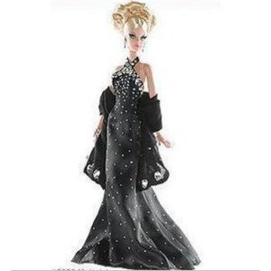2009年製 世界数量限定999個版 フィリッププレイン Philipp Plein Barbie  バービーフィギュア人