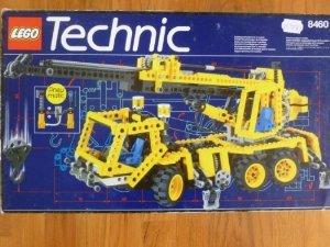 Lego (レゴ) Technic (テクニック) Pneumatic Crane Truck 8460 ブロック おもちゃ