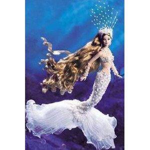 2002年モデル 数量限定版 人魚 Enchanted Mermaid Barbie バービーフィギュア人形 1/6