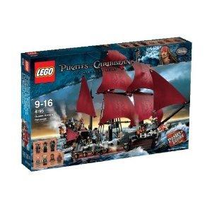 レゴ パイレーツオブカリビアン アン王女の復讐号 4195 LEGO