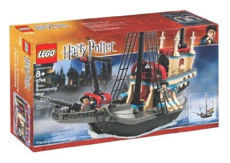 LEGO (レゴ) Harry Potter (ハリーポッター) - The Durmstrang Ship ブロック おもちゃ