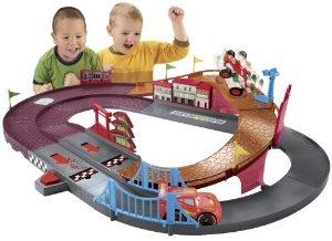 Fisher-Price (フィッシャープライス) Shake 'n Go! Disney (ディズニー)/Pixar (ピクサー) Cars 2 (カー
