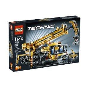 LEGO (レゴ) TECHNIC Mobile Crane 8053 ブロック おもちゃ