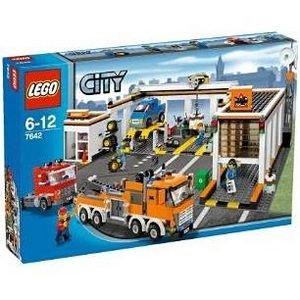 レゴ シティ 自動車修理工場 7642
