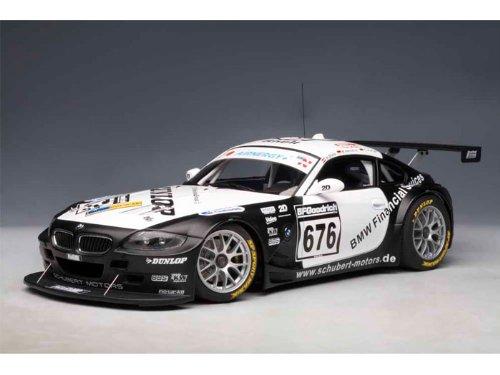 ダイキャストカー BMW Z4 クーペ Team Schubert ADAC No676