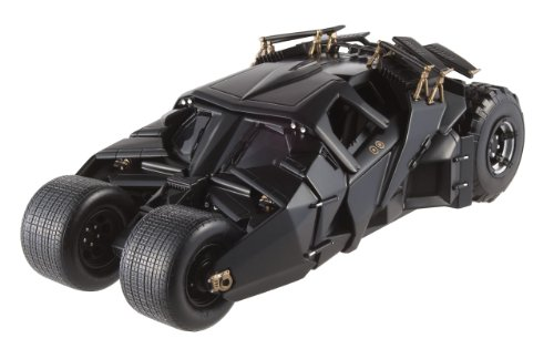 THE DARK KNIGHT BATMOBILE by Mattel Elite Limited Edition T6940