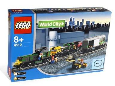 レゴ トレイン LEGO 4512 Cargo Train