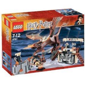 レゴ ハリー・ポッター ハリーとハンガリー・ホーンテール 4767