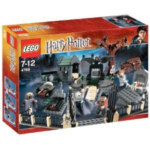 レゴ ハリー・ポッター 墓場の決闘 4766