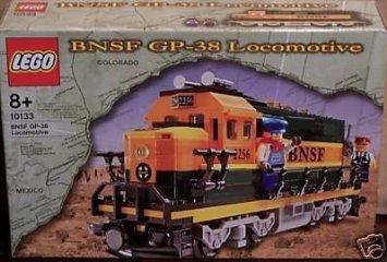 Lego (レゴ) BNSF GP-38 Locomotive ブロック おもちゃ