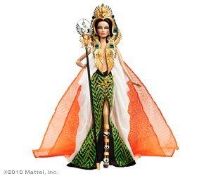 Barbie バービー Doll - Cleopatra Barbie バービー Doll Le 5400 Egyptian Barbie バービー 人形 ドール