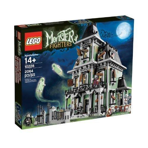 レゴ ホーンテッドハウス 10228 モンスター ファイター