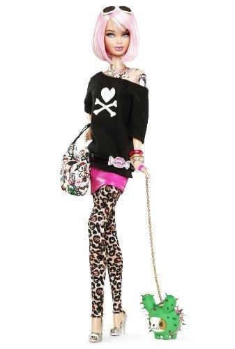 Barbie バービー Collector - Tokidoki Barbie バービー Doll - Gold Label 人形 ドール