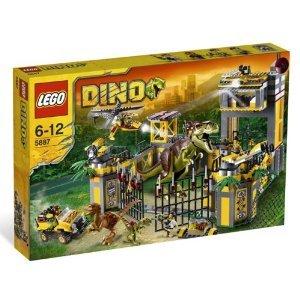 LEGO (レゴ) Dino Defense HQ 5887 ブロック おもちゃ