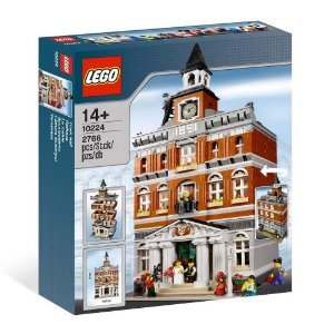 LEGO (レゴ) Creator 10224 Town Hall ブロック おもちゃ