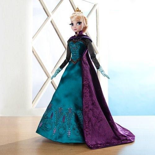 ディズニー Disney Store Frozen Limited Edition Princess Elsa Coronation Doll: 17