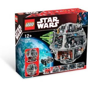 LEGO Star Wars DEATH STAR - 10188 - レゴ スターウォーズ デススター 海外直送品・