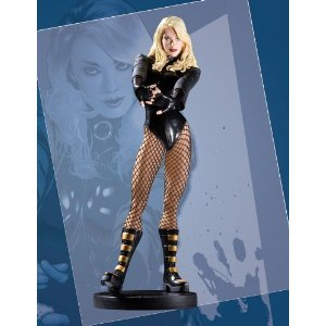 Cover Girls of the DC Universe: Black Canary Statue