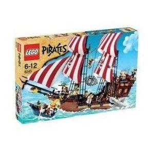 レゴ レゴRパイレーツ 6243LEGO CITY 6243 赤ひげ船長の海賊船 6才から オレたち海賊っ!レゴブロパイレー