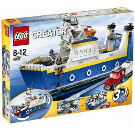 LEGO (レゴ) Creator 4997: Transport Ferry ブロック おもちゃ