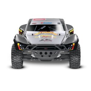Slash RTR w/ 2.4 Radio &7-cell Battery and Charger