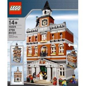 レゴ Creator 10224 Town Hall タウンホール