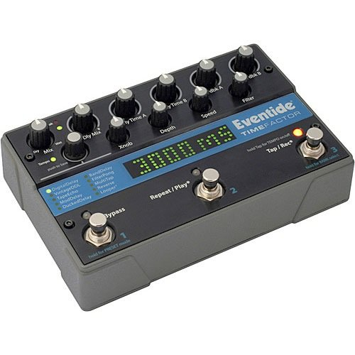 ■Eventide TimeFactor - Delay Effects Stompbox TIMEFACTOR