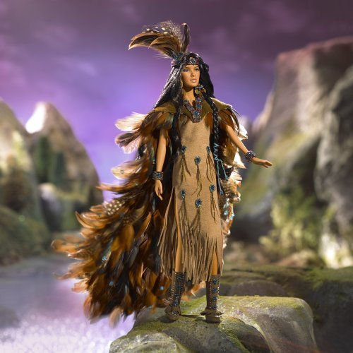 Wind Rider Barbie バービー Doll Gold Label Native American Barbie バービー 人形 ドール