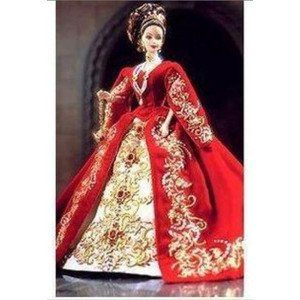 Imperial Splendor Barbie ファベルジェの卵 インペリアル・イースター・エッグ バービーフィギュア人