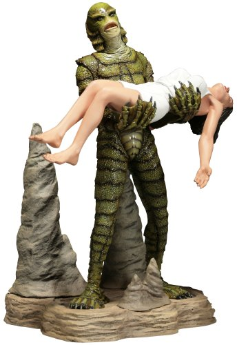 Universal Monsters - Diorama Statue: The Creature From The Black Lagoon
