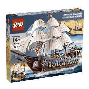 レゴ Pirates Imperial Flagship - 10210
