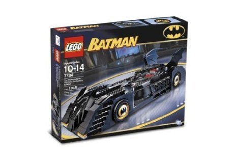 Lego (レゴ) Batman (バットマン) 7784 The Batmobile Ultimate Collectors' Edition ブロック おもちゃ