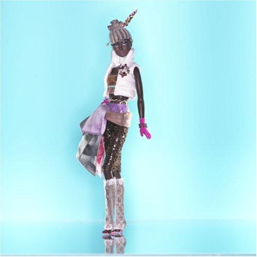 バービー ココ・バービー ドール バイロン・ラーズ シャポー コレクション K7940 (ゴールドラベル)