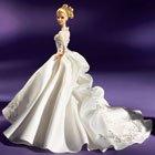 リームアクラ花嫁バービー プラチナラベル Barbie社