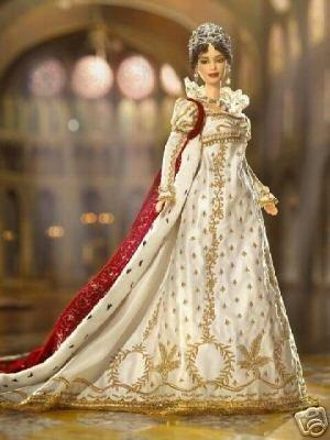 Empress Josephine Barbie バービー 人形 ドール
